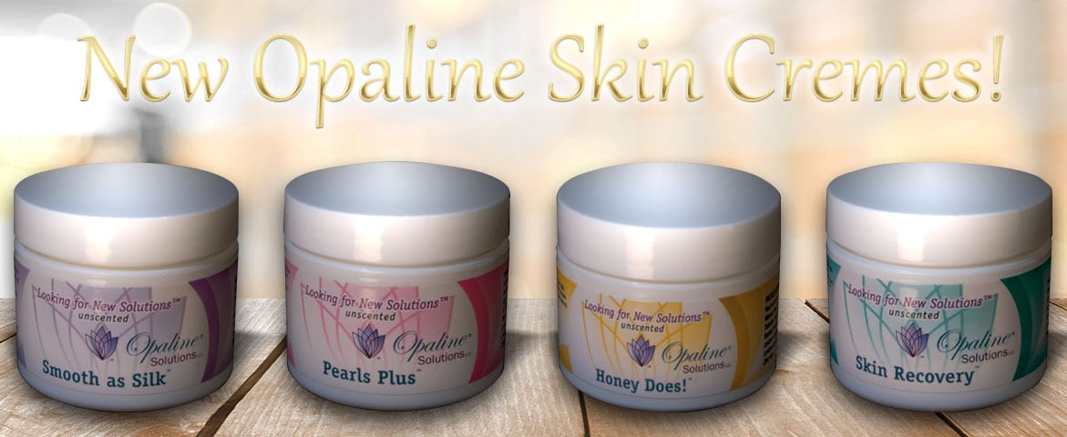 Opaline Skin Cremes